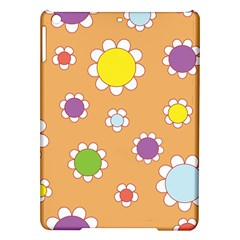 Floral Flowers Retro 1960s 60s Ipad Air Hardshell Cases