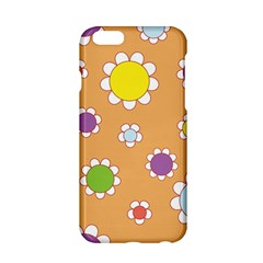 Floral Flowers Retro 1960s 60s Apple Iphone 6/6s Hardshell Case