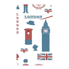 London Icons Symbols Landmark Memory Card Reader