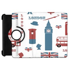 London Icons Symbols Landmark Kindle Fire Hd 7