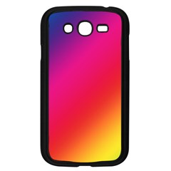Spectrum Background Rainbow Color Samsung Galaxy Grand Duos I9082 Case (black)