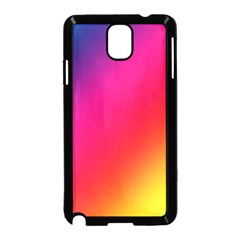 Spectrum Background Rainbow Color Samsung Galaxy Note 3 Neo Hardshell Case (black)