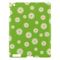 Daisy Flowers Floral Wallpaper Apple Ipad 3/4 Hardshell Case