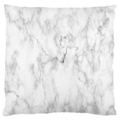 White Background Pattern Tile Standard Flano Cushion Case (two Sides)