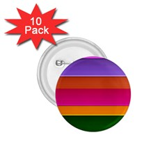 Stripes Striped Design Pattern 1 75  Buttons (10 Pack)