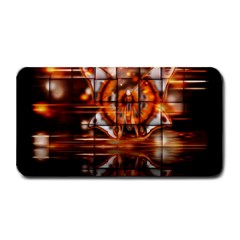 Butterfly Brown Puzzle Background Medium Bar Mats