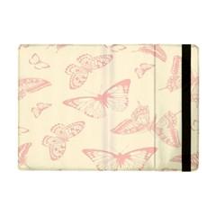 Butterfly Butterflies Vintage Apple Ipad Mini Flip Case
