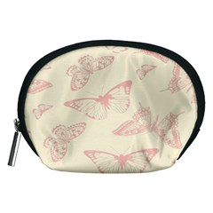 Butterfly Butterflies Vintage Accessory Pouches (medium)