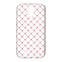 Hearts Pattern Love Design Samsung Galaxy S4 Classic Hardshell Case (pc+silicone)