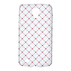 Hearts Pattern Love Design Galaxy S4 Active