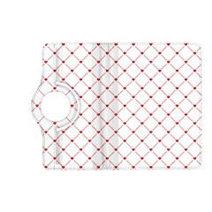 Hearts Pattern Love Design Kindle Fire Hd (2013) Flip 360 Case