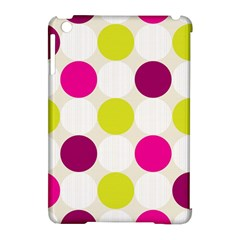 Polka Dots Spots Pattern Seamless Apple Ipad Mini Hardshell Case (compatible With Smart Cover)