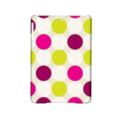 Polka Dots Spots Pattern Seamless Ipad Mini 2 Hardshell Cases
