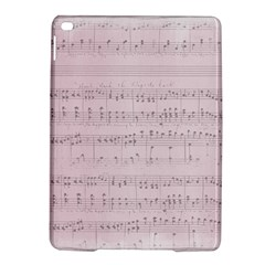 Vintage Pink Music Notes Ipad Air 2 Hardshell Cases