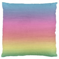 Background Watercolour Design Paint Standard Flano Cushion Case (one Side)
