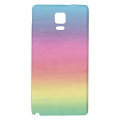 Background Watercolour Design Paint Galaxy Note 4 Back Case
