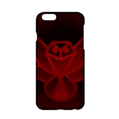 Bird Owl Eagle Owl Fragment Apple Iphone 6/6s Hardshell Case