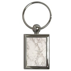 Marble Background Backdrop Key Chains (rectangle)