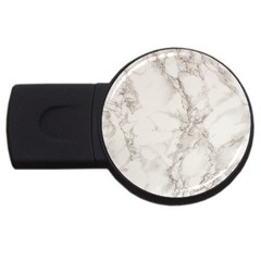 Marble Background Backdrop Usb Flash Drive Round (2 Gb)