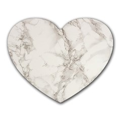 Marble Background Backdrop Heart Mousepads
