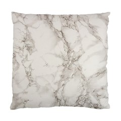 Marble Background Backdrop Standard Cushion Case (one Side)