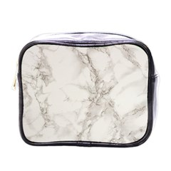 Marble Background Backdrop Mini Toiletries Bags