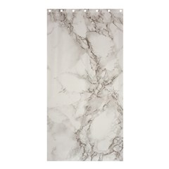Marble Background Backdrop Shower Curtain 36  X 72  (stall)