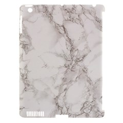 Marble Background Backdrop Apple Ipad 3/4 Hardshell Case (compatible With Smart Cover)