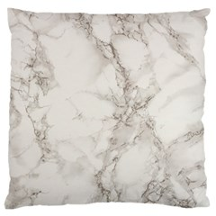 Marble Background Backdrop Large Cushion Case (two Sides)