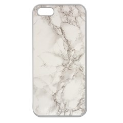 Marble Background Backdrop Apple Seamless Iphone 5 Case (clear)