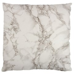 Marble Background Backdrop Standard Flano Cushion Case (one Side)