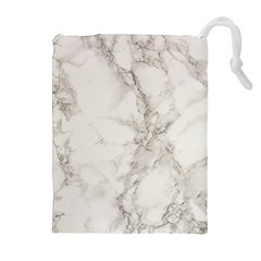 Marble Background Backdrop Drawstring Pouches (extra Large)