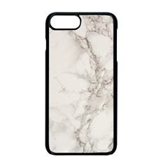 Marble Background Backdrop Apple Iphone 7 Plus Seamless Case (black)