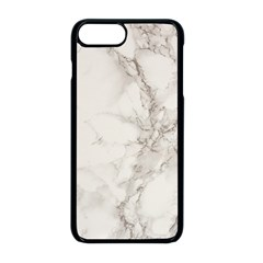 Marble Background Backdrop Apple Iphone 8 Plus Seamless Case (black)