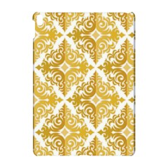 Gold Pattern Wallpaper Fleur Apple Ipad Pro 10 5   Hardshell Case