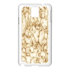 Abstract Art Backdrop Background Samsung Galaxy Note 3 N9005 Case (white)