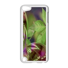 Arrangement Butterfly Aesthetics Apple Ipod Touch 5 Case (white)