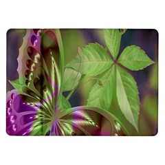 Arrangement Butterfly Aesthetics Samsung Galaxy Tab 10 1  P7500 Flip Case