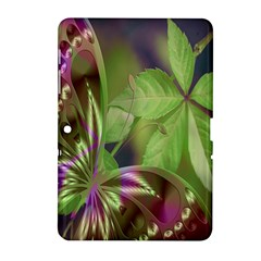 Arrangement Butterfly Aesthetics Samsung Galaxy Tab 2 (10 1 ) P5100 Hardshell Case