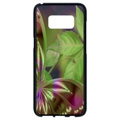 Arrangement Butterfly Aesthetics Samsung Galaxy S8 Black Seamless Case