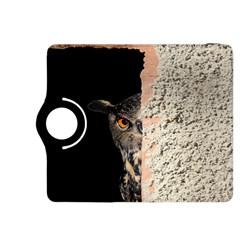 Owl Hiding Peeking Peeping Peek Kindle Fire Hdx 8 9  Flip 360 Case