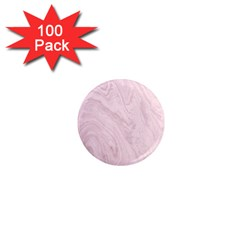 Marble Background Texture Pink 1  Mini Magnets (100 Pack)
