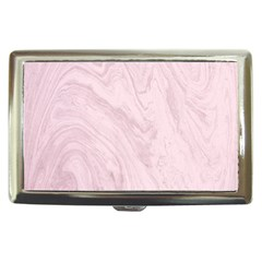 Marble Background Texture Pink Cigarette Money Cases