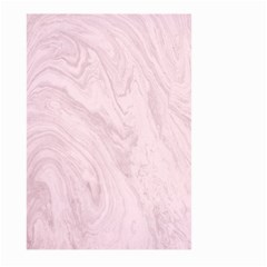 Marble Background Texture Pink Large Garden Flag (two Sides)