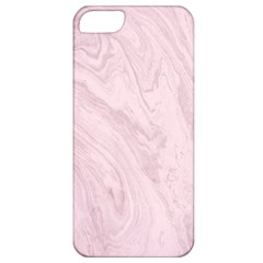 Marble Background Texture Pink Apple Iphone 5 Classic Hardshell Case