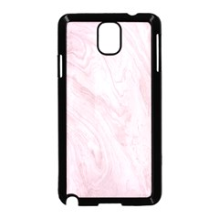 Marble Background Texture Pink Samsung Galaxy Note 3 Neo Hardshell Case (black)