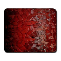 Pattern Backgrounds Abstract Red Large Mousepads