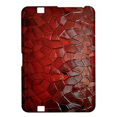 Pattern Backgrounds Abstract Red Kindle Fire Hd 8 9