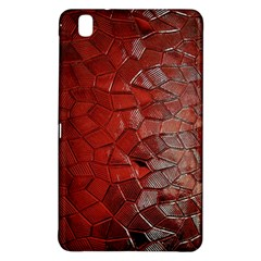 Pattern Backgrounds Abstract Red Samsung Galaxy Tab Pro 8 4 Hardshell Case