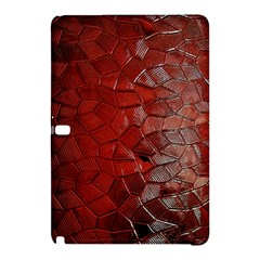 Pattern Backgrounds Abstract Red Samsung Galaxy Tab Pro 12 2 Hardshell Case
